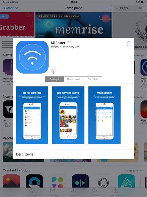 Router Xiaomi xiaomi mi wifi router 3 configurazione e setup