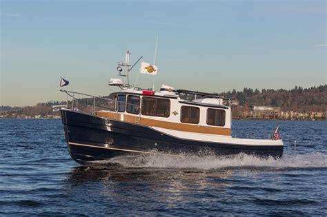 trawler cruisers living  dream wwwyachtworldcom