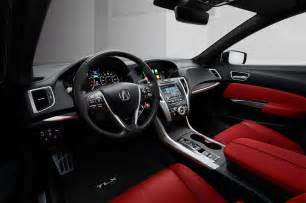 Tlx Acura Interior 2018 Acura Tlx Reviews And Rating Motor Trend