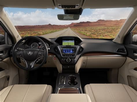 Acura Suv Interior by Acura Mdx Prices Reviews And Pictures U S News World
