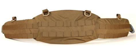 molle belt sleeve marz tactical padded molle belt sleeve