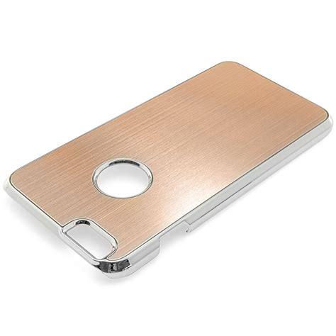 Iphone 6 Aluminium Back Gold apple iphone 6 plus luxus alu handy schutz h 252 lle back