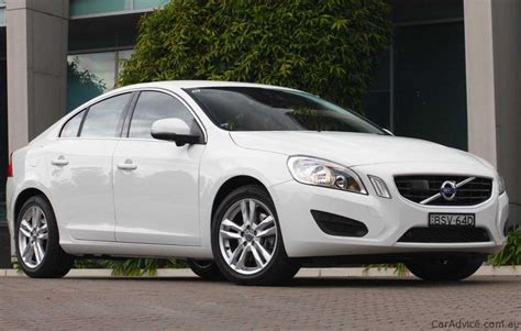 volvo range australia 2011 volvo s60 range launched in australia photos