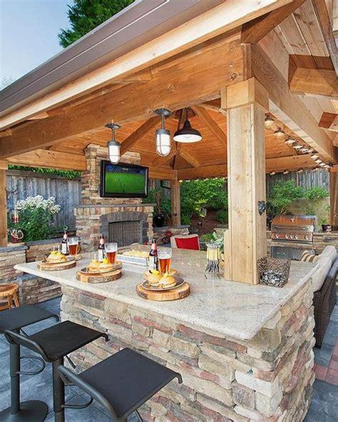 imagenes de terrazas decoradas dise 241 os arquitect 243 nicos asadores de patio modernos las 25 mejores ideas sobre