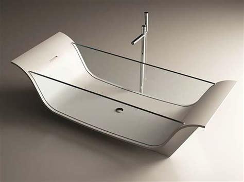 vasche in vetro vasche da bagno in vetro