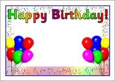 twinkl resources gt gt note from happy birthday gt gt thousands of printable primary teaching