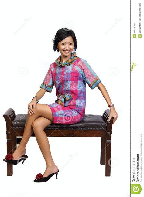 Model Sitting On Chair by Model Sitting On Chair Stock Photo Image 11862080