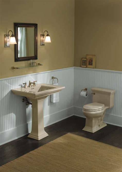 Wainscoting Bathroom Height by Best 25 Wainscoting Height Ideas On