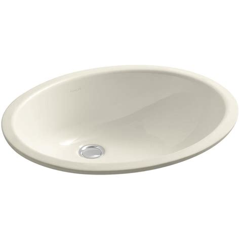 kohler caxton vitreous china undermount bathroom sink with