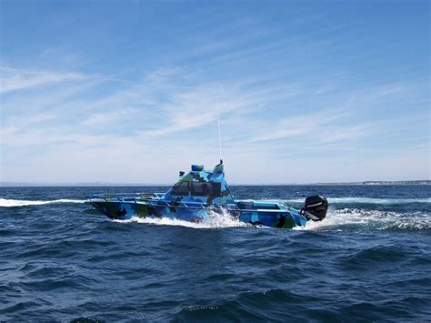 fast patrol boats mongoose fast patrol boats introduced the monitor
