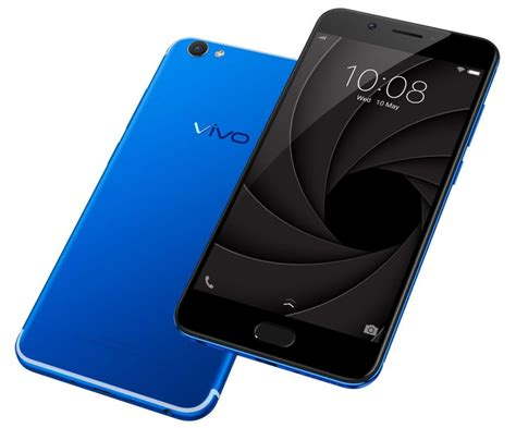 V5s Vivo vivo v5s energetic blue color variant launched in india