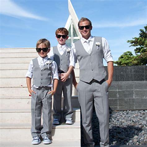 Mens Wedding Attire No Jacket by New Wedding Suits Groomsmen Groom Suit Tuxedos
