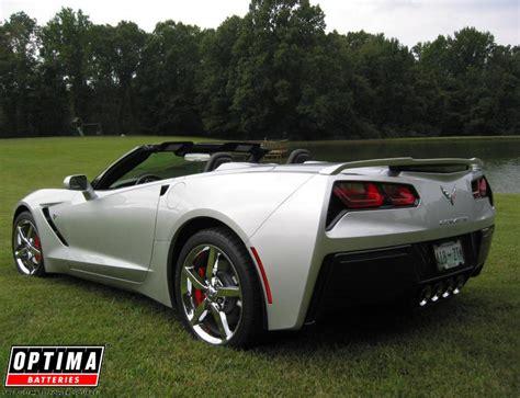 silver c7 corvette blade silver z51 autos post