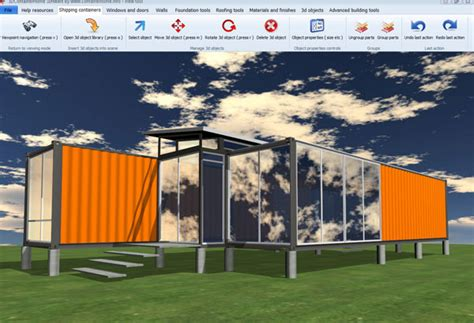 3d shipping container home design software mac container home designs new zealand 187 design and ideas