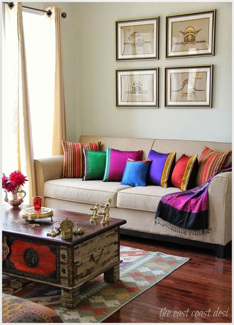 78 best ideas about indian home decor on