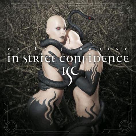 In Strict Confidence in strict confidence