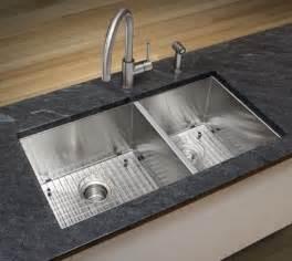 Kitchen Sink Blanco Blanco Quatrus 1 3 4 Bowl Contemporary Kitchen Sinks By Blanco