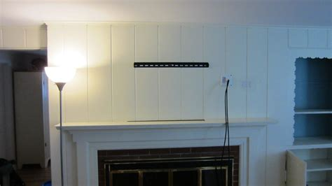 Wall Mounted Tv Above Fireplace by Newtown Ct Tv Mounting Fireplace Tv Hung On Wall 10