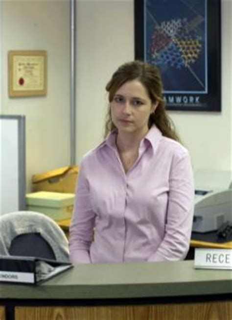 Pam From The Office by 18 Year R 233 Sistance Fighter Segouin Aka