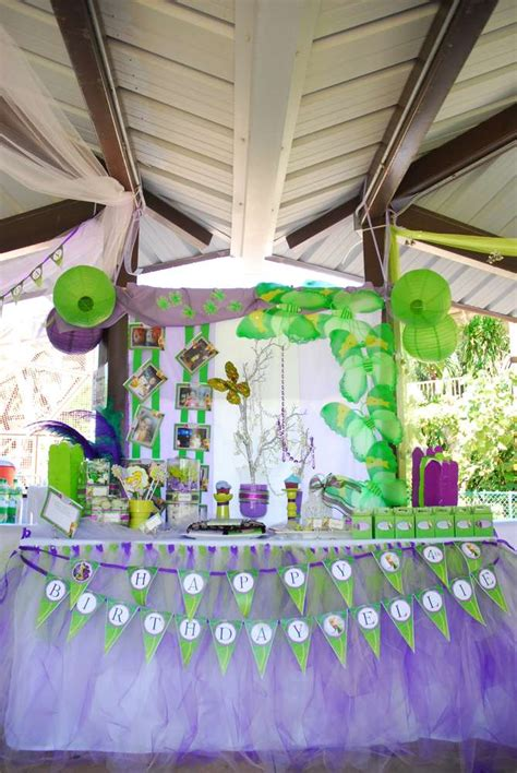tinkerbell decorations ideas birthday party tinkerbelle tinkerbell fairies birthday party ideas photo 12 of 42