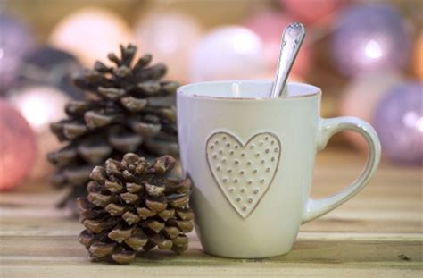 coffee winter wallpaper breakfast with love 3d and cg image 2317966 by