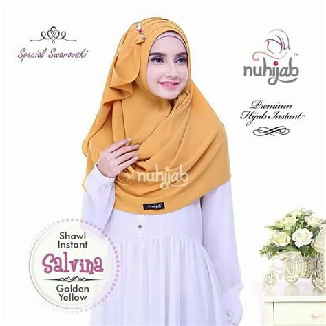 Shawl Instant Salvina By qizza fashion shop home