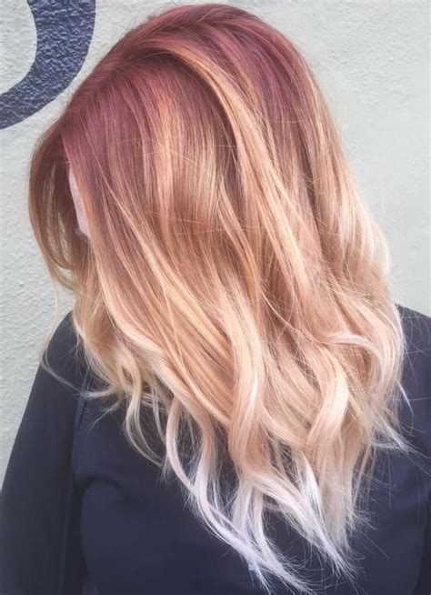 black and blonde ombre images 17 best ideas about red to blonde ombre on pinterest red
