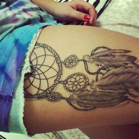 tattoos designs tumblr dreamcatcher tattoos for ideas