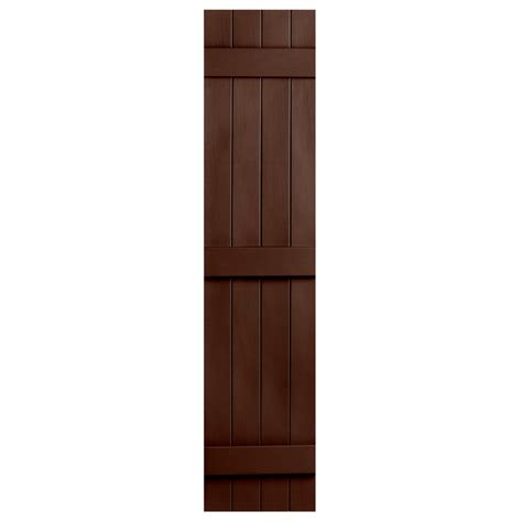 Lowes Exterior Shutters