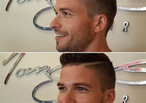 step cutting hairstyle best of 3 ways to make a side