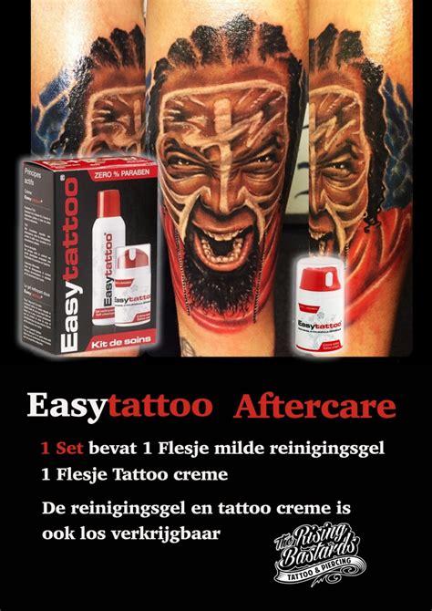 easy tattoo lotion easytattoo rising bastards