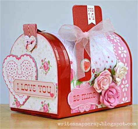 valentines day mailbox mailbox family crafts