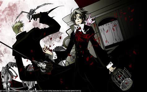 Anime 7 Ghost by 07 Ghost 07 Ghost Wallpaper 34213309 Fanpop