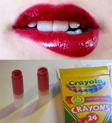 diy crayola lipstick 17 best images about crayon lipstick on