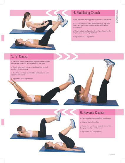 simple workout routines  women