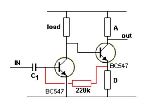 transistor lifier talking electronics the transistor lifier