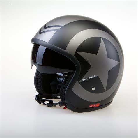New Helmet Special Black Size M Nyaman viper motorcycle helmet open rsv06 matt black