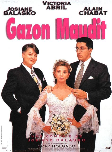 josiane balasko production gazon maudit 1994 unifrance films