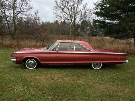 Classic Chrysler by 1965 Chrysler Newport 383 Mopar Classic Chrysler Newport