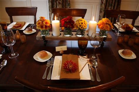 thanksgiving dinner table decoration ideas the most thanksgiving table settings home and