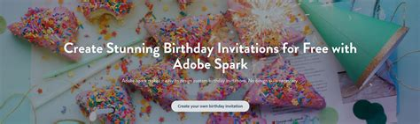 Make Your Own Birthday Invitation Card Free