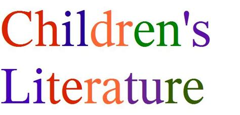 children s literature children s literature archive