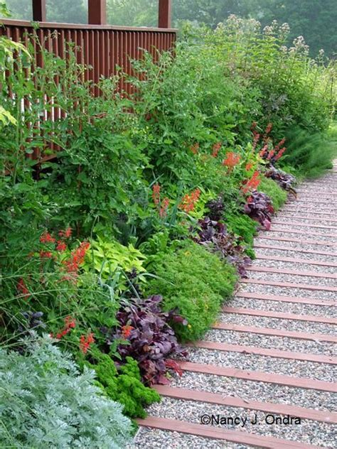 Garden Border Planting Ideas Image Gallery Gardening Ideas For The Front Yard