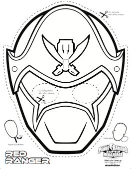 power rangers mask coloring pages super mega power rangers printable coloring masks all