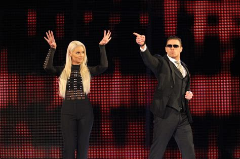 maryse matches wwe s maryse excited for tag team match with husband the