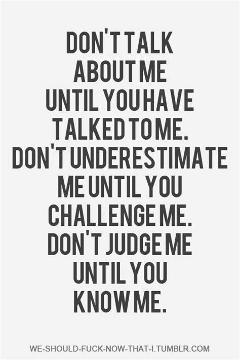 Quotes Dont Underestimate Me. QuotesGram