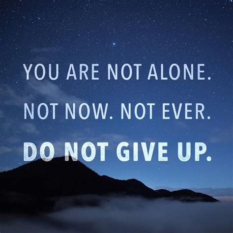 you are not alone 0007435681 you are not alone not now not ever do not give up quot chad moses quot seven billion and growing
