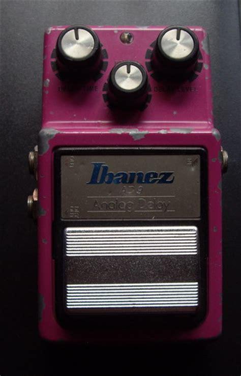 Efek Gitar Ibanez Ad9 Analog Delay ibanez ad9 origina analog delay 80 s