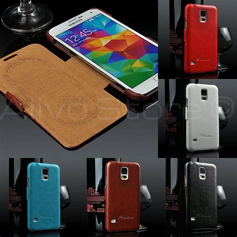Flipcase Caseme Book Leather Flip Cover Samsung Galaxy S6 Edge ultra slim luxury leather wallet book flip cover for samsung galaxy s5 ora shop