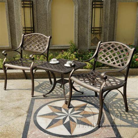 Cheap Metal Patio Furniture by Get Cheap Metal Garden Furniture Aliexpress